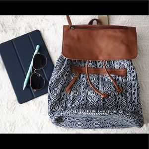 🍁🍂Tribal Mid Volume Backpack 🍁🍂